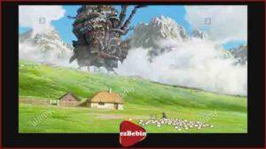 دانلود رایگان انیمیشن سینمایی قلعه متحرک هاول