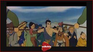 انیمه سانسور نشده Feng shen bang 1975
