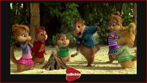 انیمه سانسور نشده Alvin and the Chipmunks: Chipwrecked 2011