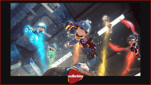 انیمه سانسور نشده BoBoiBoy: Movie 2 2020