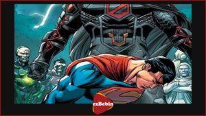 انیمه سانسور نشده Superman: Man of Tomorrow 2020