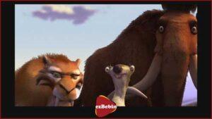 دانلود رایگان انیمیشن سینمایی عصر یخبندان 1