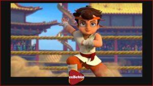 انیمه سانسور نشده Chhota Bheem Kung Fu Dhamaka 2019