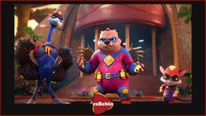 دانلود رایگان انیمیشن سینمایی وامبت قهرمان