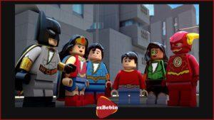 انیمه سانسور نشده LEGO DC: Shazam – Magic & Monsters 2020