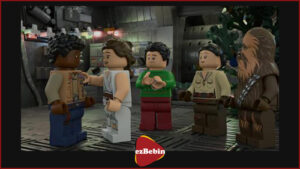 انیمه سانسور نشده Lego Star Wars Holiday Special 2020