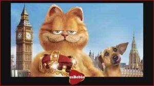 دانلود رایگان انیمیشن سینمایی گارفیلد 2