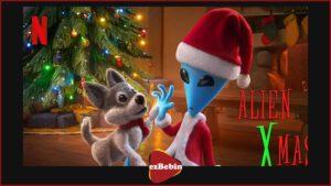 انیمه سانسور نشده Alien Xmas 2020