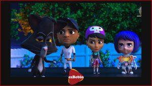 انیمه سانسور نشده Bobbleheads: The Movie 2020
