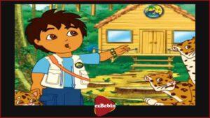 دانلود رایگان انیمیشن سینمایی دیگو در جنگل بارانی