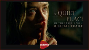 فیلم ترسناک یک مکان ساکت ۲ محصول ۲۰۲۱