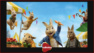 فیلم سانسور نشده Peter Rabbit 2: The Runaway 2021
