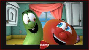 انیمه سانسور نشده Jonah: A VeggieTales Movie 2002