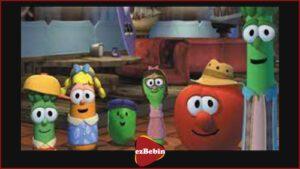 دانلود رایگان انیمیشن سینمایی سبزیجات چتر پدربزرگ
