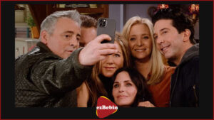 فیلم سانسور نشده Friends: The Reunion 2021