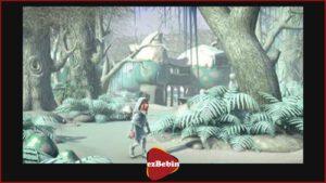 دانلود رایگان انیمیشن سینمایی شنل قرمزی در سرزمین برفی
