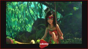 دانلود رایگان انیمیشن سینمایی آینبو: روح آمازون