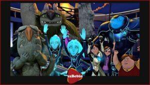 فیلم سانسور نشده Trollhunters: Rise of the Titans 2021