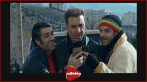 فیلم ایرانی کمدی Khoob Bad Jelf