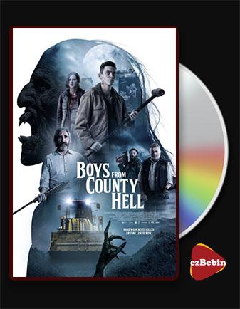 دانلود فیلم پسران شهر جهنمی با زیرنویس فارسی فیلم Boys from County Hell 2020 با لینک مستقیم