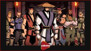دانلود انیمیشن افسانه های مورتال کامبت